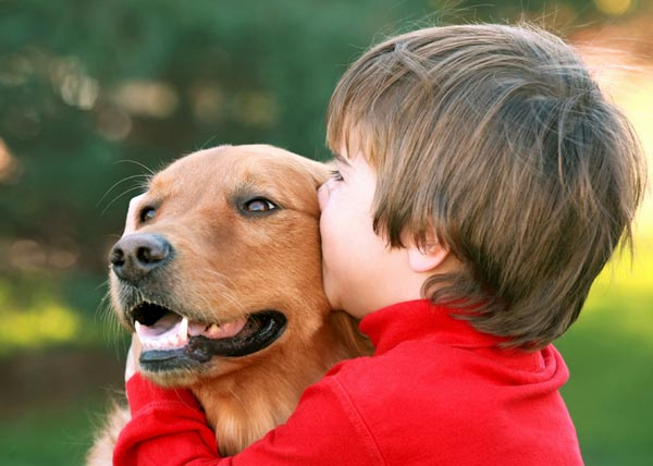 Dogs are Good For Families with Autism